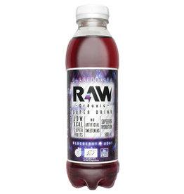 RAW Superdrink Blueberry & Acai | 6 pieces
