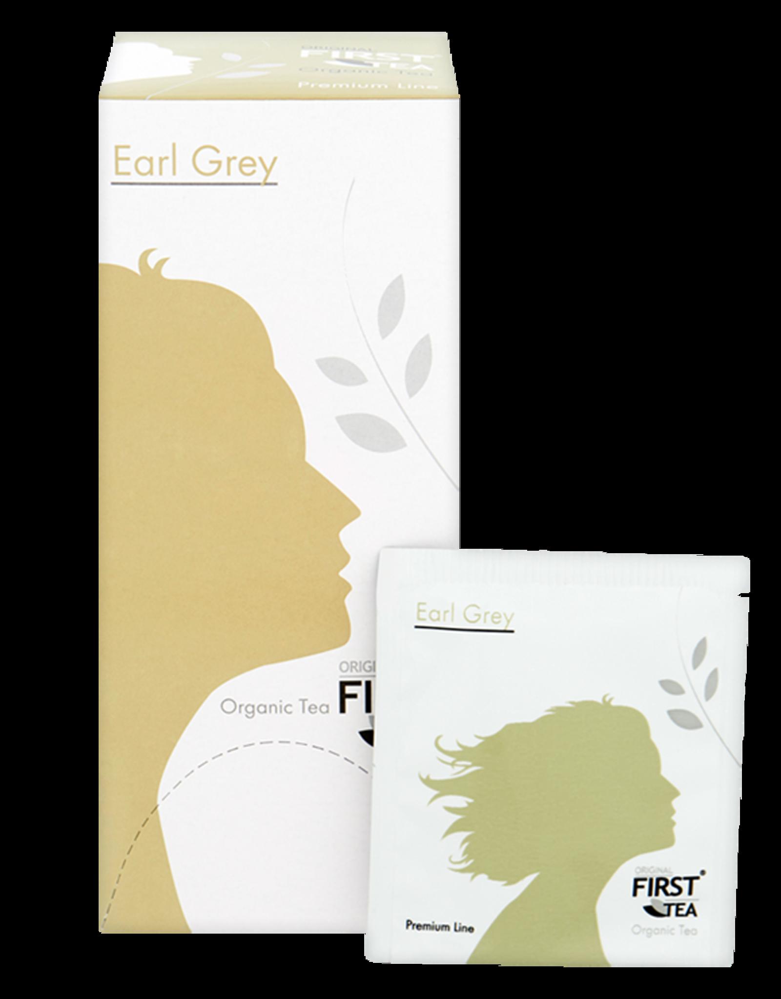 First Tea Premiumline Premium Line Earl Grey