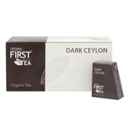 First Tea Master line Dark Ceylon