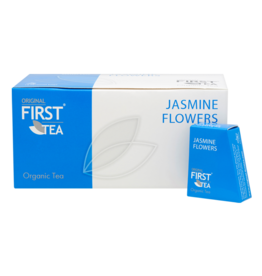 First Tea Master line Jasmin Flowers