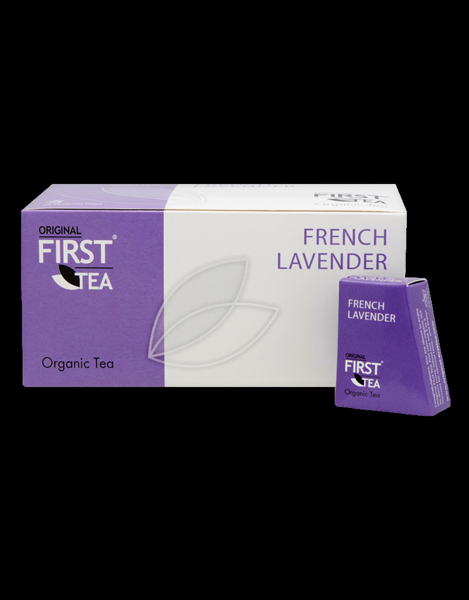 First Tea Master line Masterline French Lavender