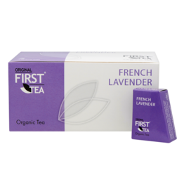 First Tea Master line French Lavender