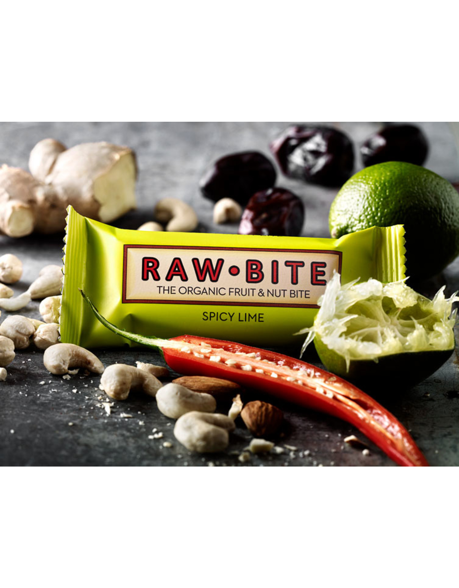 RAWBITE RAWBITE Spicy Lime