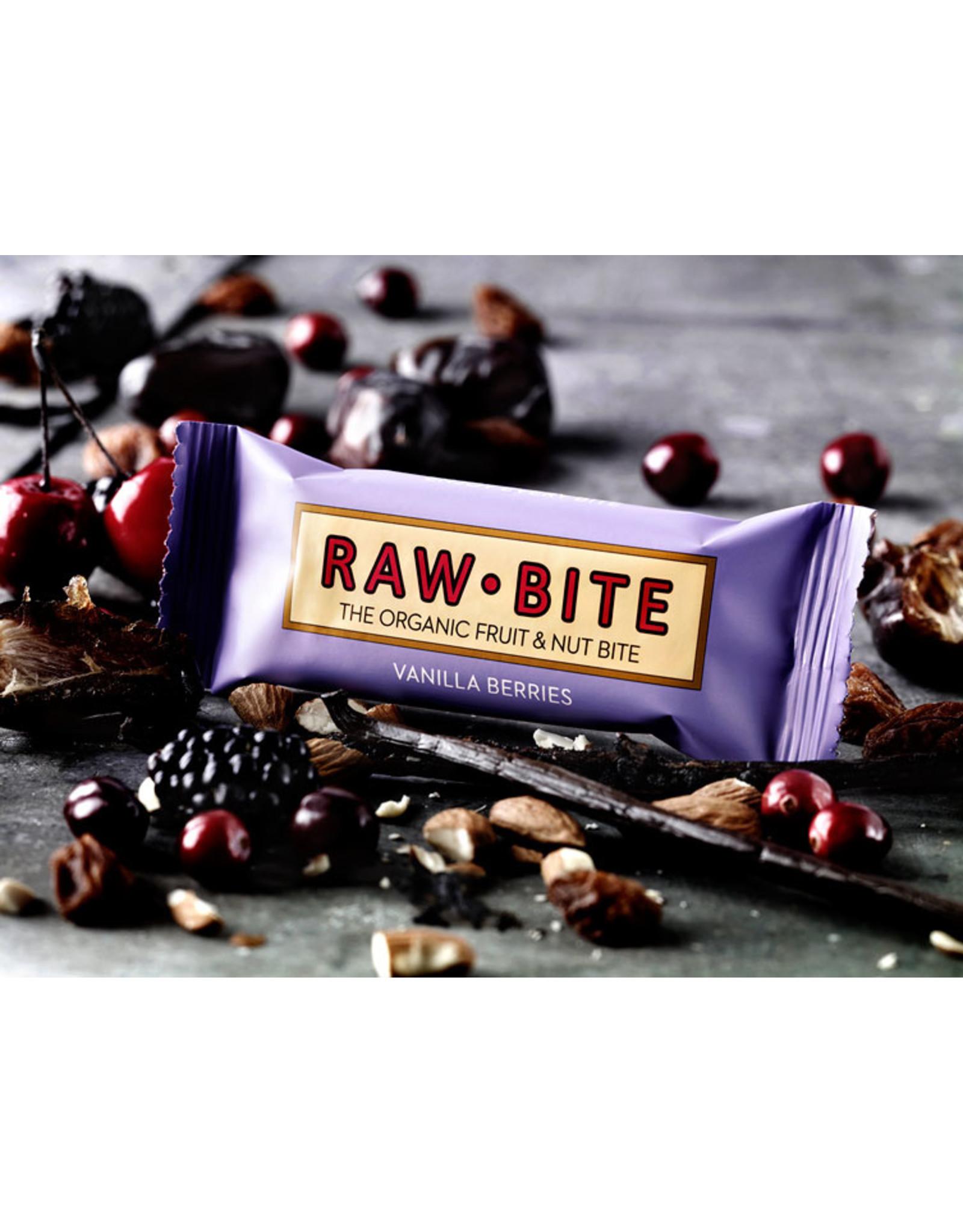 RAWBITE RAWBITE Vanilla Berries