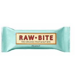 Rawbite Peanut | 12 stuks