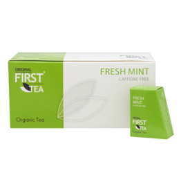 First Tea Master line Fresh Mint