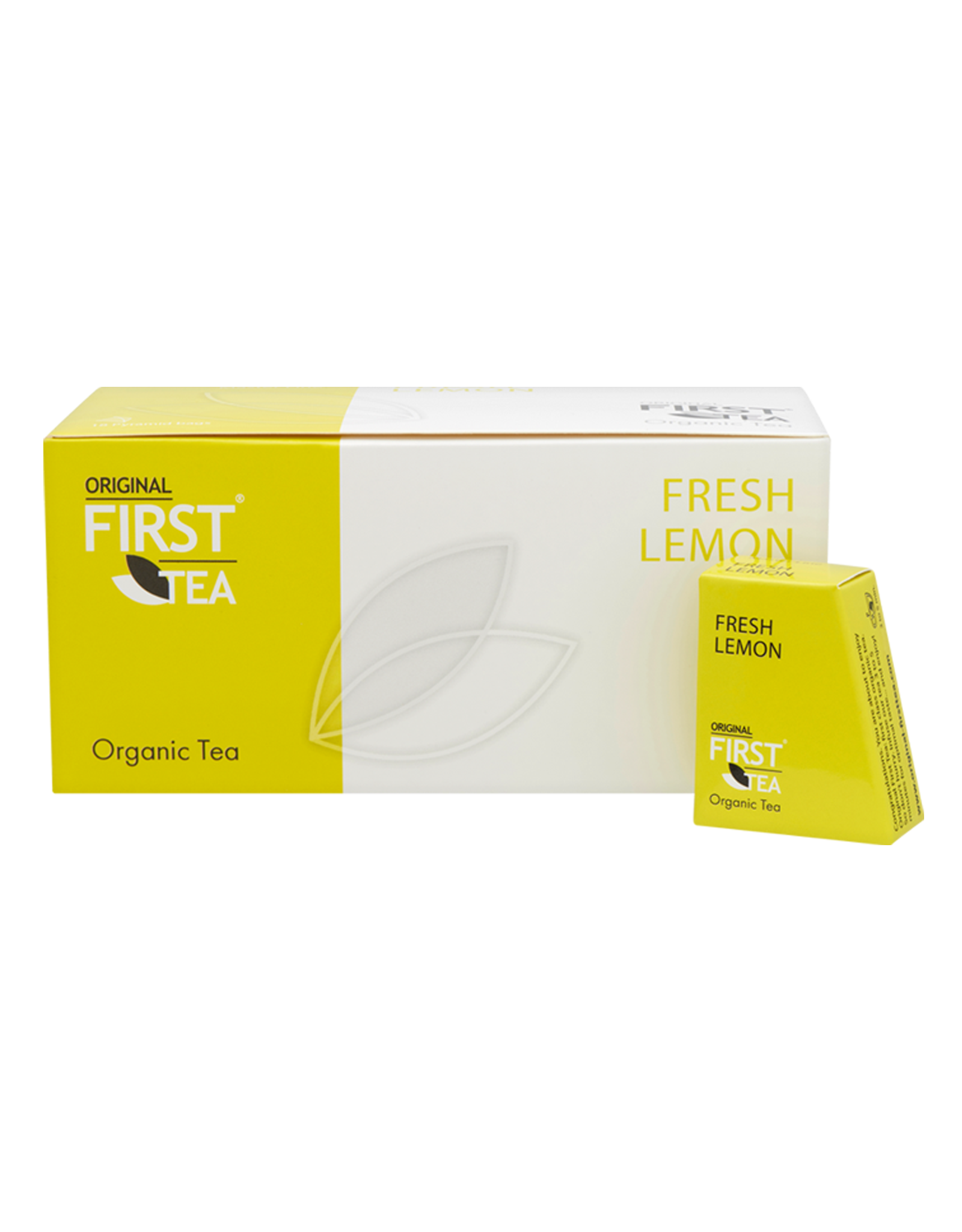 First Tea Master line Masterline Fresh Lemon