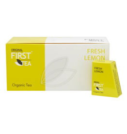 First Tea Master line Fresh Lemon