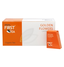 First Tea Master line Golden Flowers