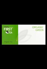 First Tea Master line Masterline Organic Green