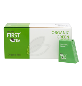 First Tea Master line Organic Green