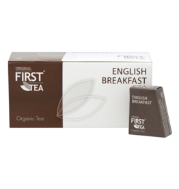 First Tea Master line English Breakfast