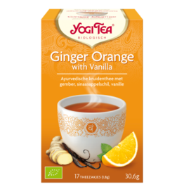 Yogi Tea Ginger Orange with Vanilla