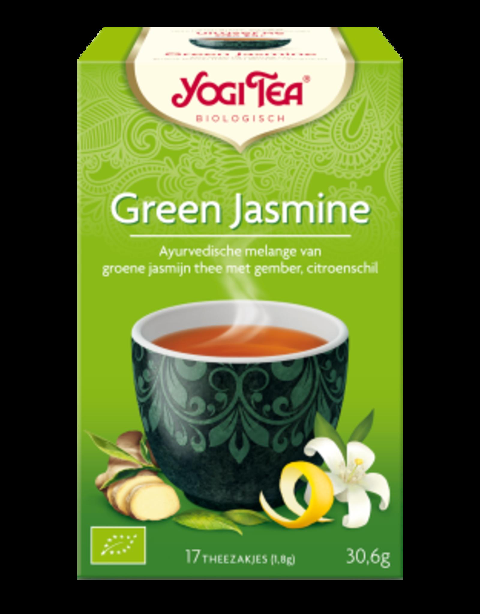 Yogi Tea Yogi Tea Green Jasmine