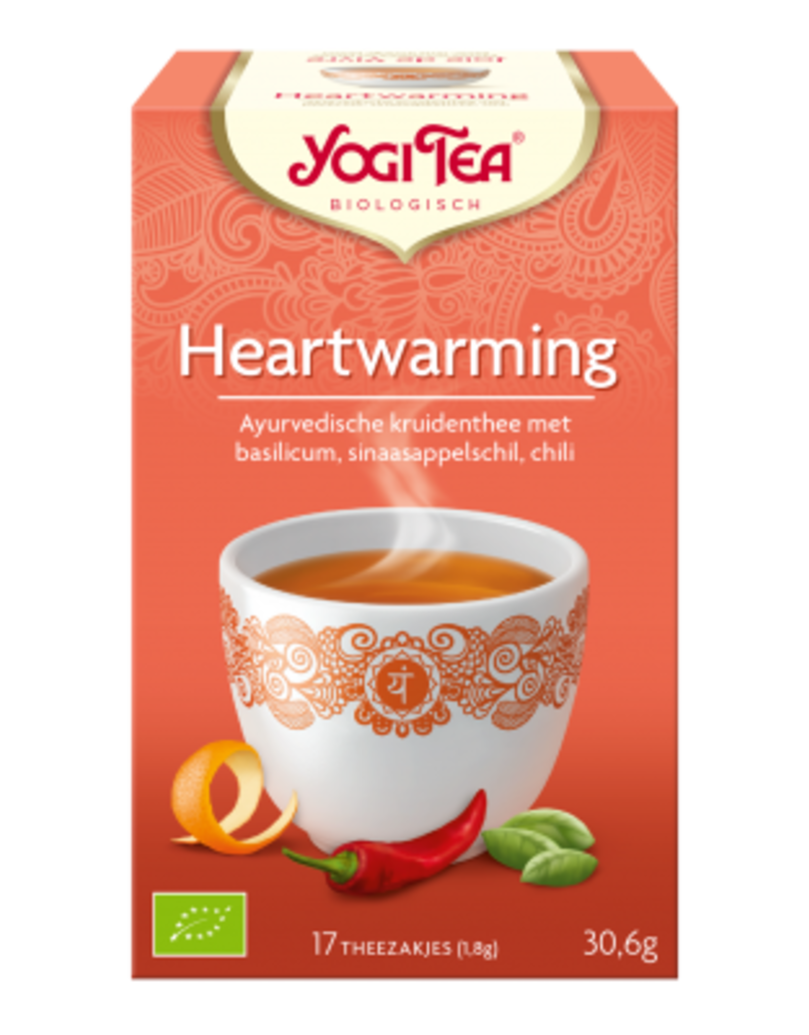 Yogi Tea Yogi Tea Heartwarming