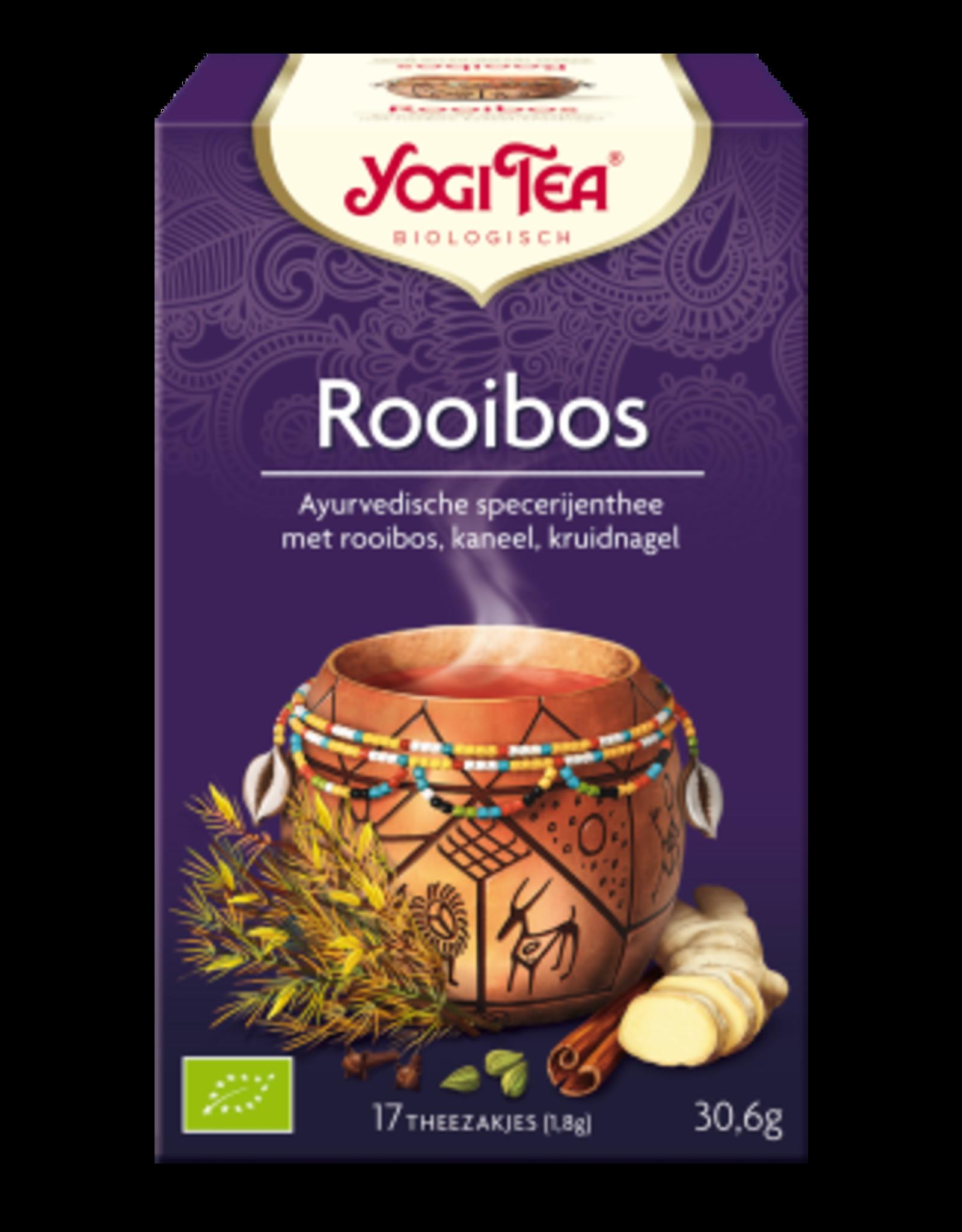 Yogi Tea Yogi Tea Rooibos