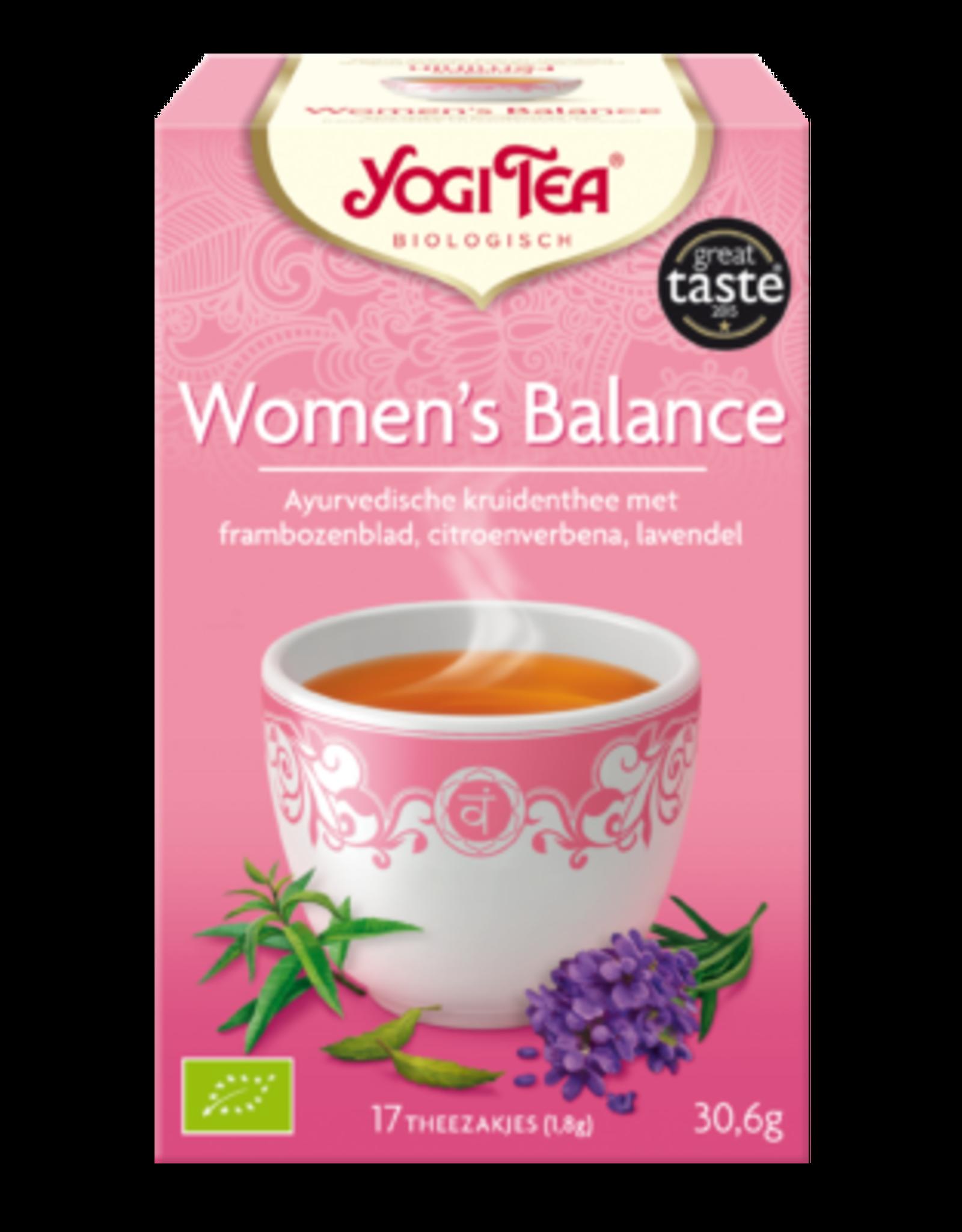 Yogi Tea Yogi Tea Women's balance