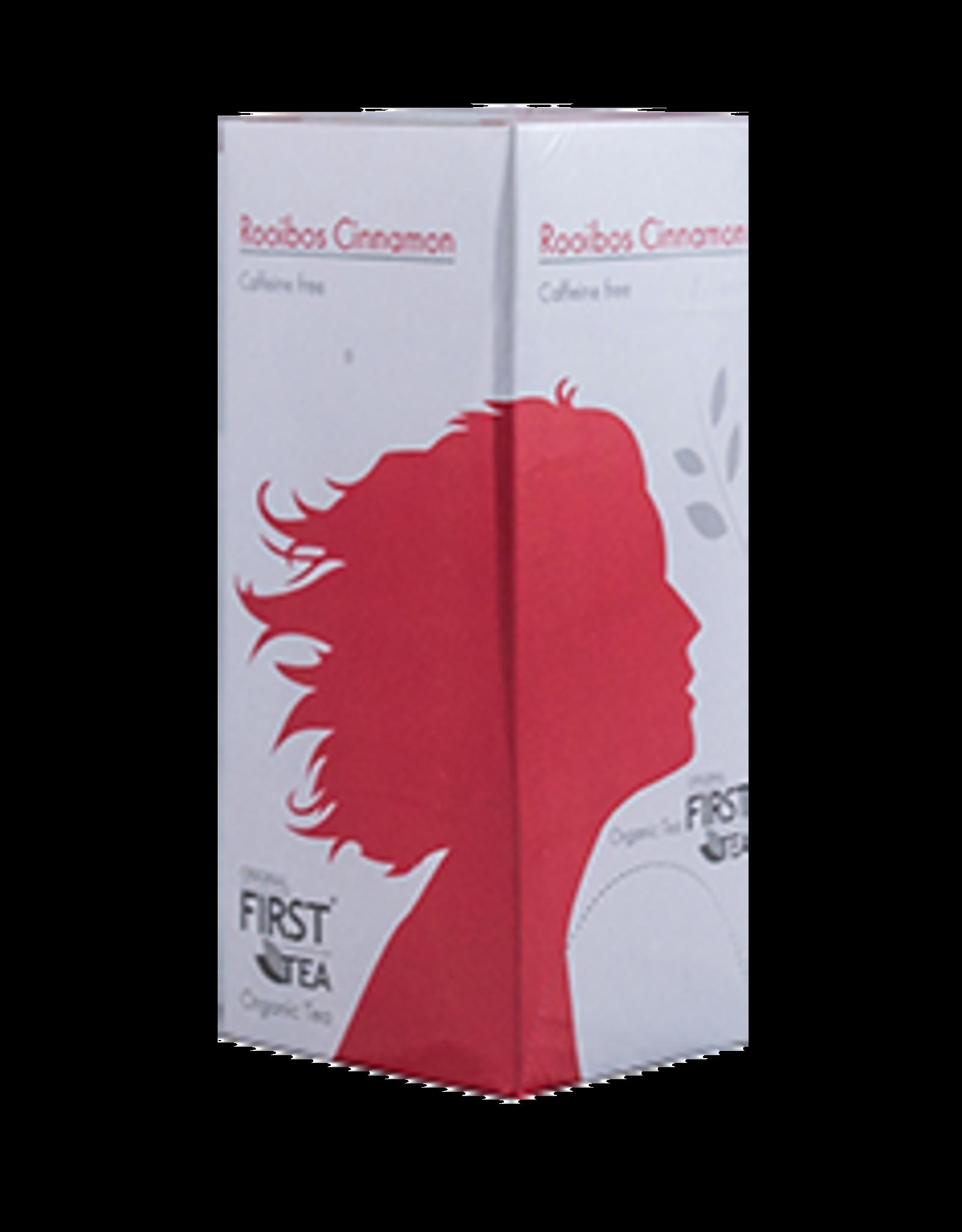 First Tea Premiumline Premium Line Rooibos Cinnamon