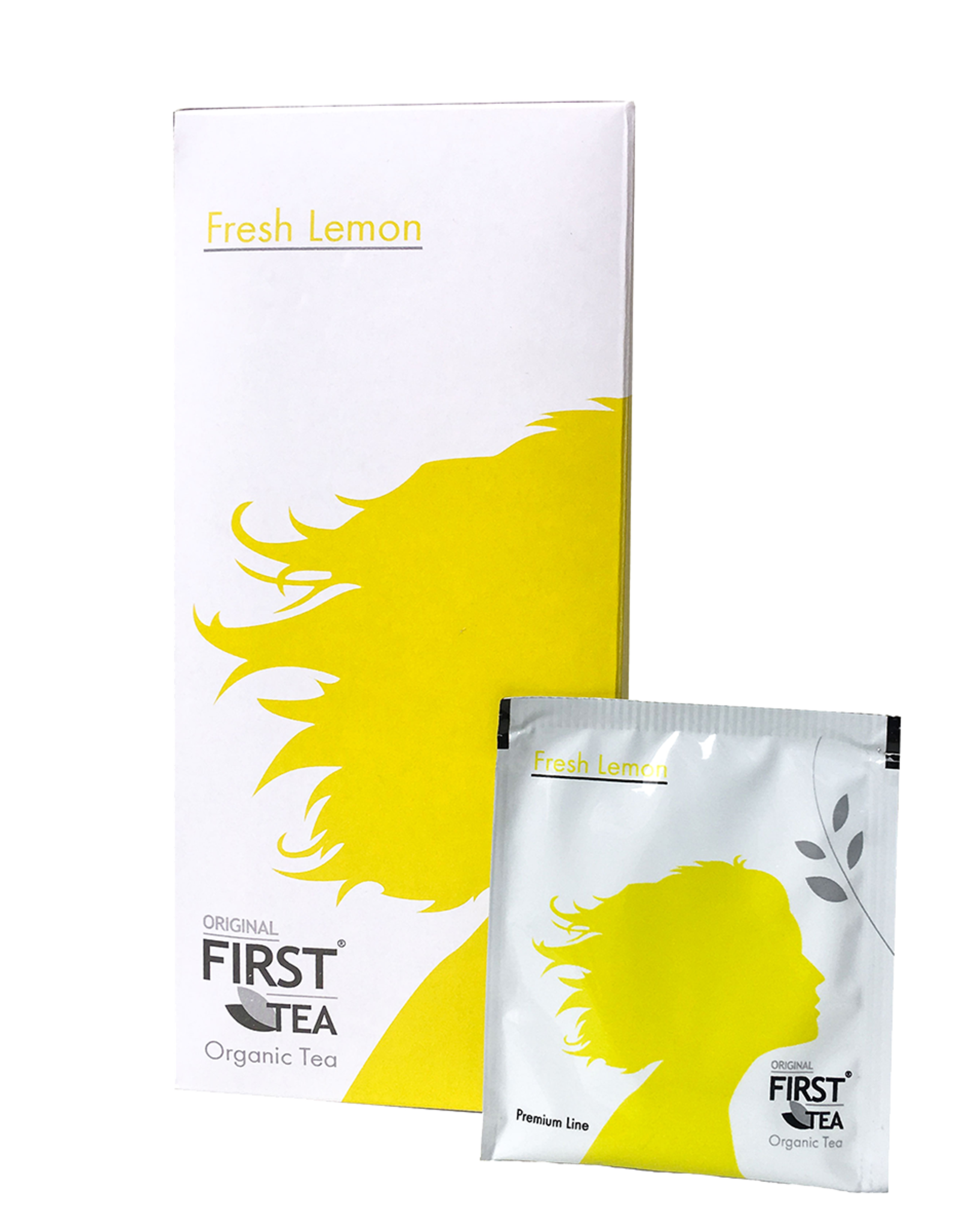 First Tea Premiumline Premium Line Fresh Lemon