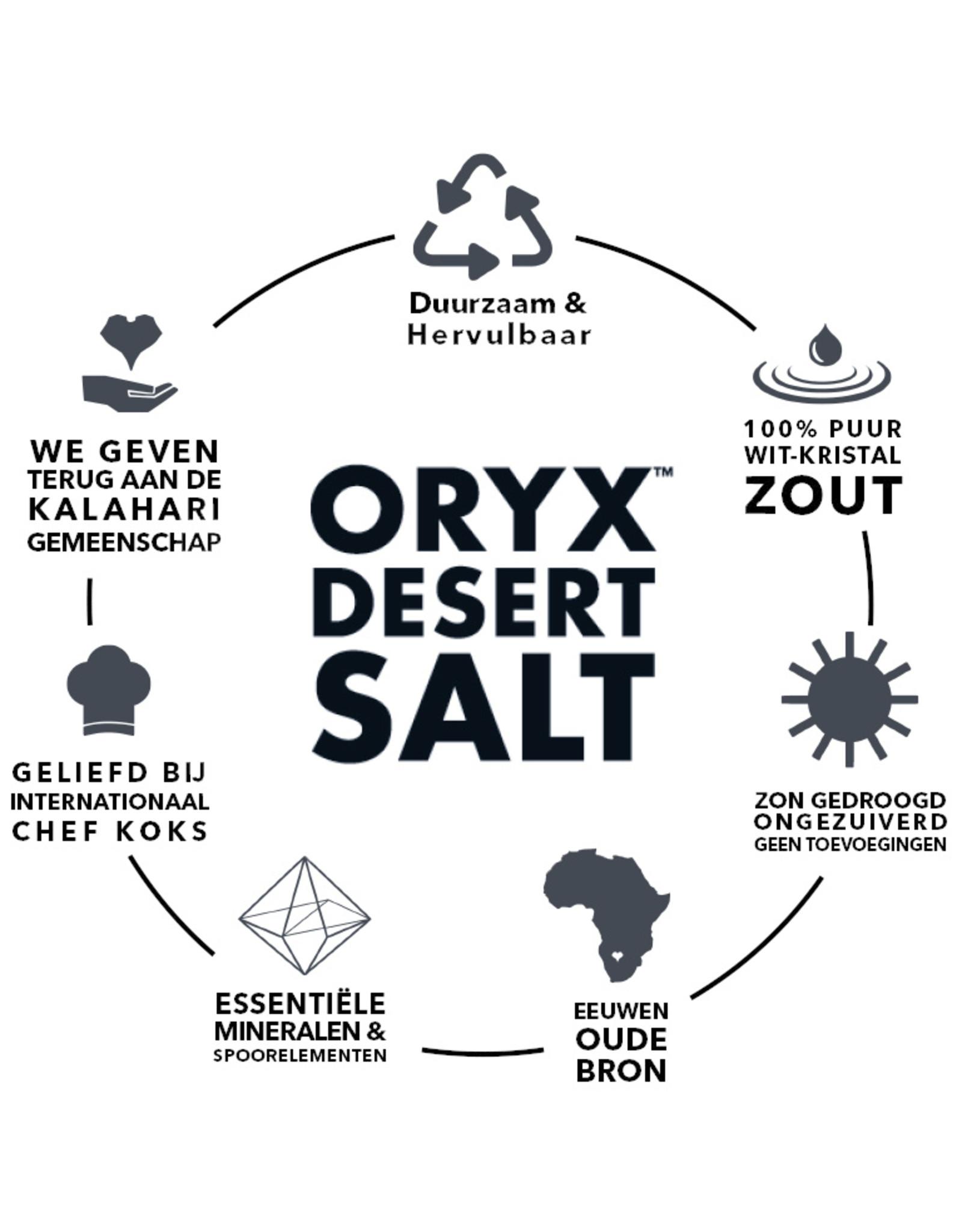 Oryx Zout navulling 2 kilo