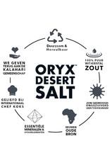 Oryx Zout molen & navulling