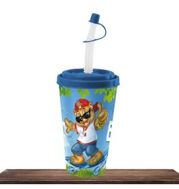 Cool Bear Cool Bear beker | blauw