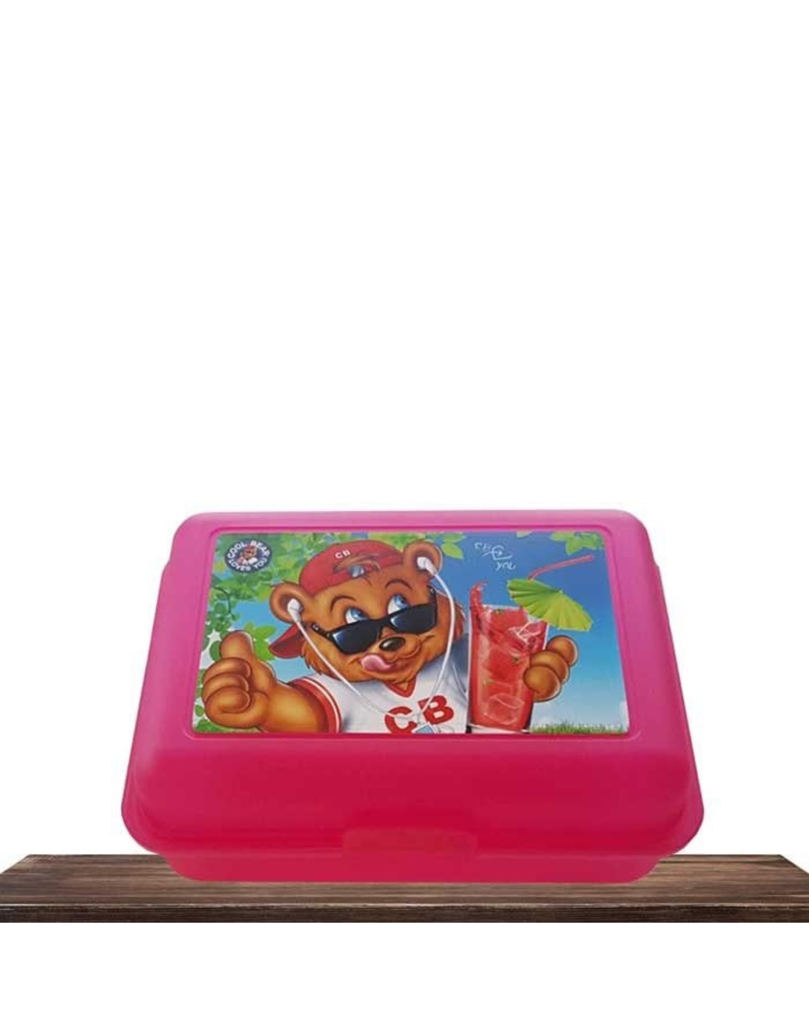 Cool Bear Cool Bear broodtrommel