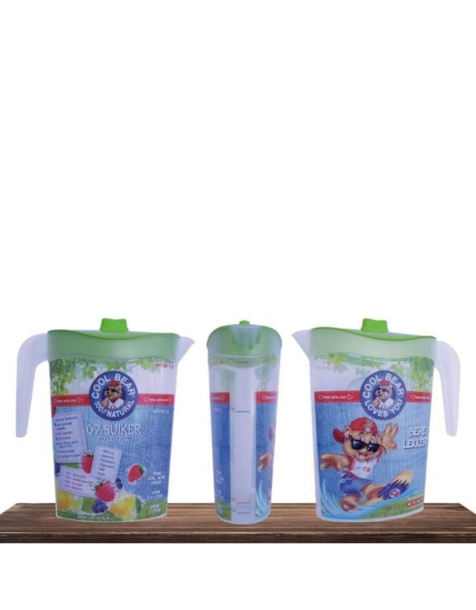 Cool Bear Cool Bear jug