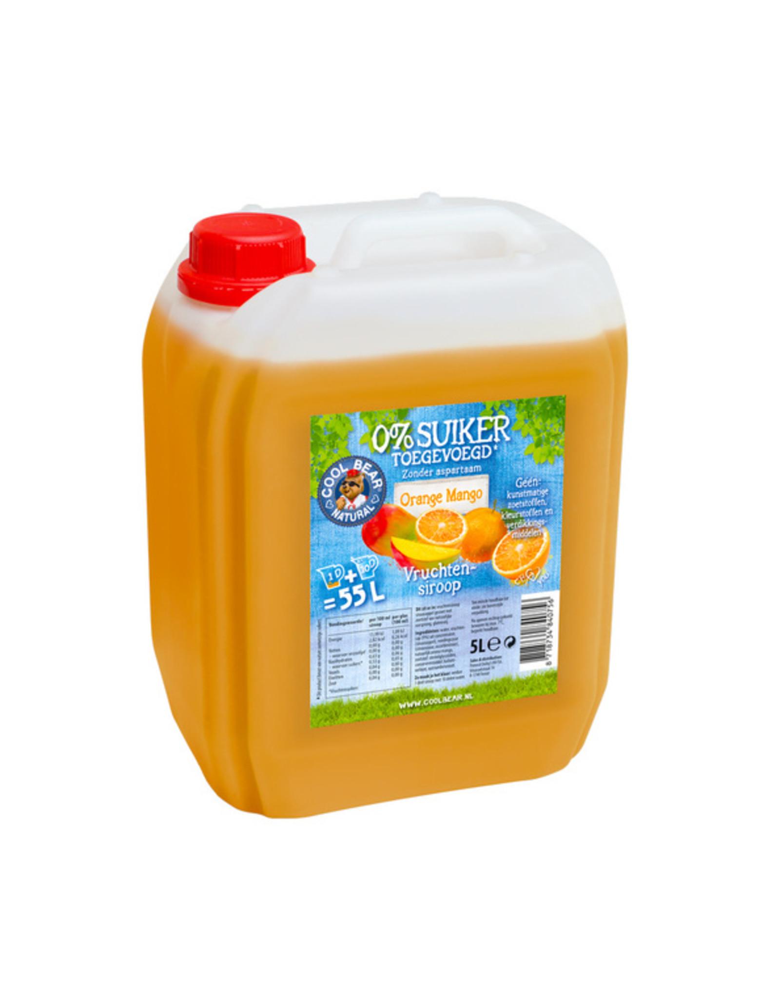 Cool Bear Cool Bear Orange & Mango