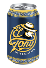 El Tony El Tony Mate & Guarana