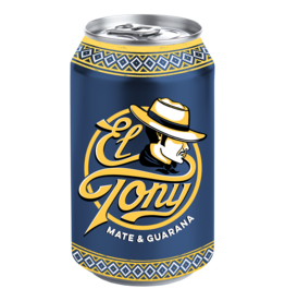 El Tony Mate & Guarana | 6 stuks