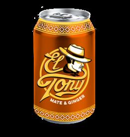 El Tony Mate & Ginger | 6 stuks