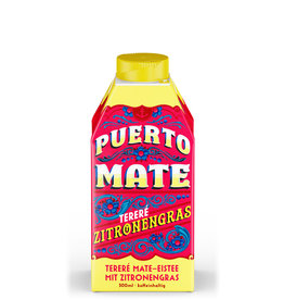 Puerto Mate Puerto Mate Lemongrass | 8 pieces