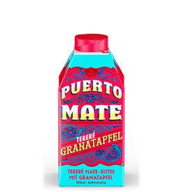 Puerto Mate Puerto Mate Pomegranate | 8 pieces