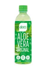 Aloës Aloës aloe vera naturel