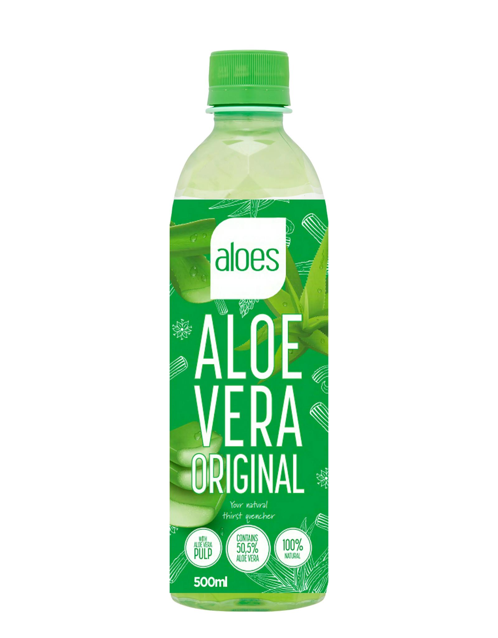 Aloës Aloës aloe vera natural