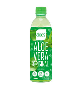 Aloës Aloe Vera Natural | 6 pieces