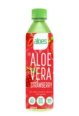 Aloës Aloës Aloe Vera Aardbei