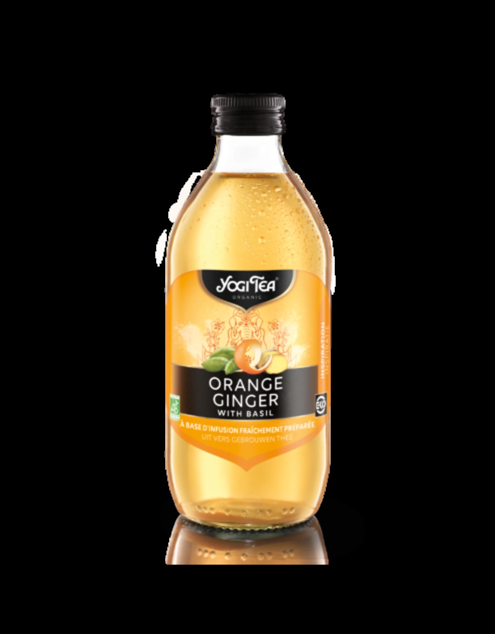 Yogi Tea Yogi Tea cold tea Orange Ginger