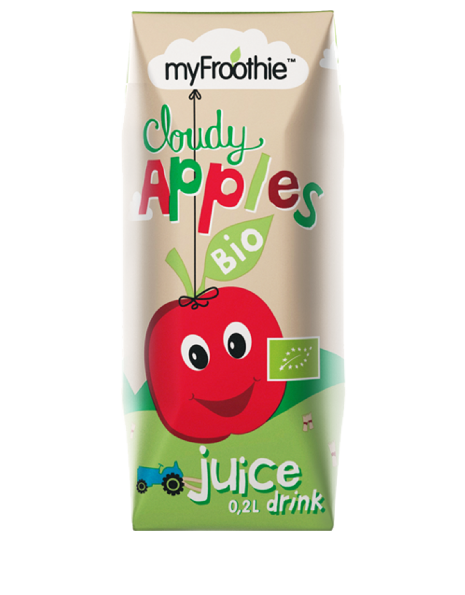 myFroothie MyFroothie Appelsap