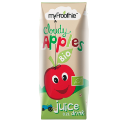 myFroothie Appel Juice | 24 pieces