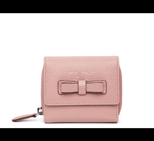 Pia Ries Compacte maar ruime portemonnee - Pastel Roze