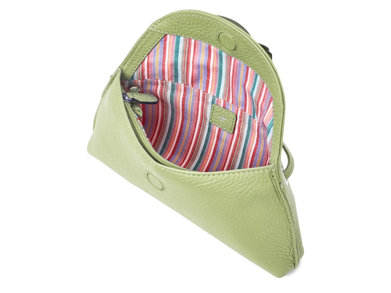 Kleine Crossbody tas - Pastel Groen