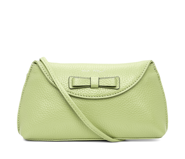 Pia Ries Kleine Crossbody tas - Pastel Groen