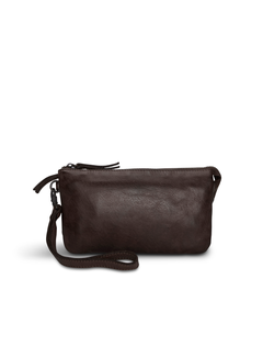 Pia Ries Pia Ries - Clutch / Kleine crossbody tas Washed - Bruin