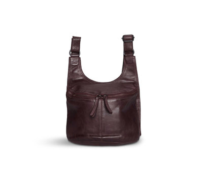 Pia Ries Pia Ries - Crossbodytas Washed - Bordeaux