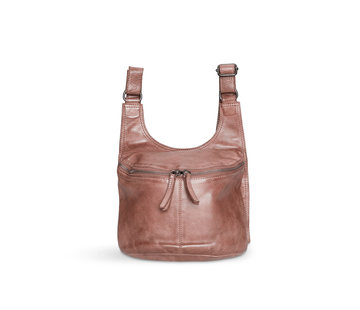 Pia Ries Pia Ries - Crossbodytas Washed - Rose