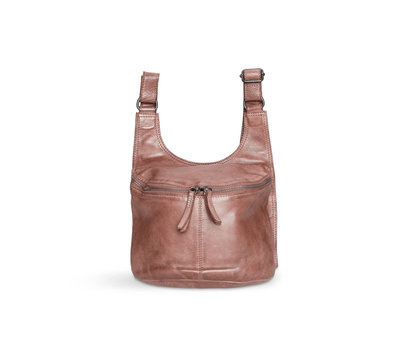 Pia Ries Pia Ries - Crossbodytas Washed -Rose