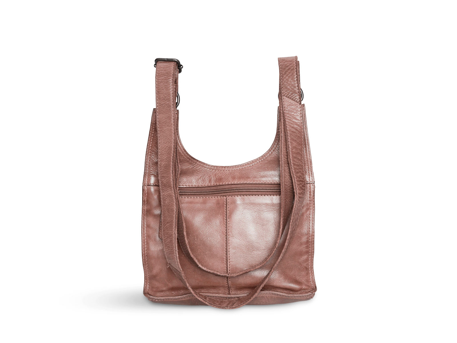 Pia Ries - Crossbodytas Washed -Rose