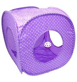Good girl Good girl meowee katten tent paars